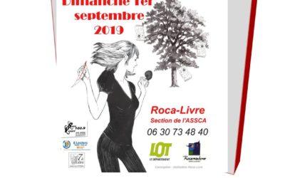 Les rencontres à venir – La Truffière aux Livres (Rocamadour, 1er septembre 2019)