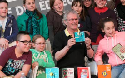 Présence au salon du livre –  11 novembre 2019 – Grenoble