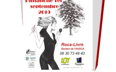 La Truffière aux Livres (Rocamadour, 1 er septembre 2019)