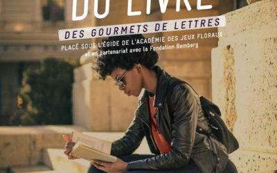 XIV ème salon du livre « Des gourmets des lettres » (Toulouse, 4/6 octobre 2019)