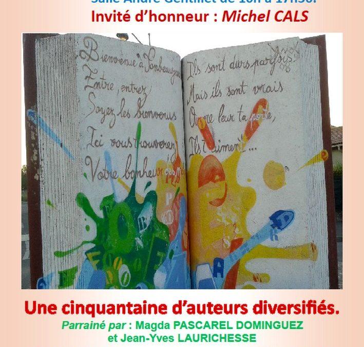 1er salon du livre de Fonbeauzard (3 février 2019)