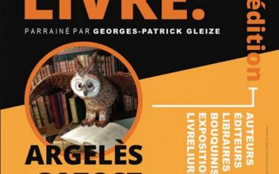 Salon du livre d'Argelès-Gazost (7 décembre 2019)