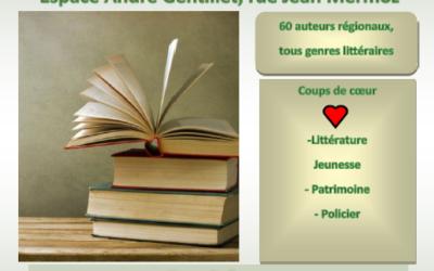 Des livres émoi, 2 ème salon du livre de Fonbeauzard (2 février 2020)